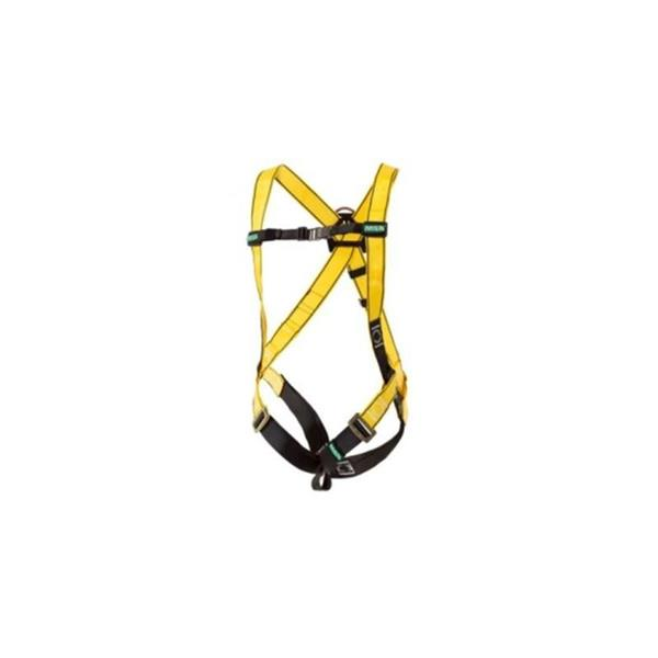 VIŠINSKI VAROVALNI PAS MSA WORKMAN LIGHT HARNESS MEDIUM